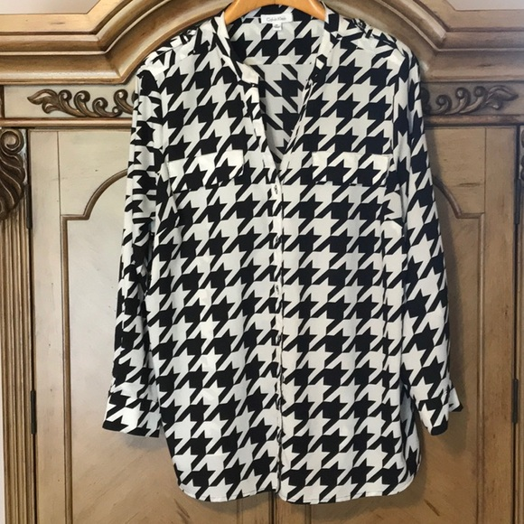 1e761f4837b Calvin Klein Tops - Plus size long sleeve blouse. Calvin Klein. NWOT